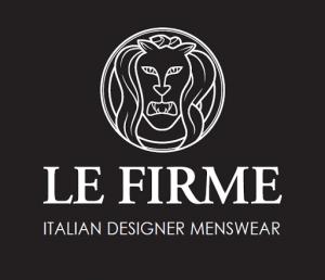 Le Firme Italian Designer Menswear Logo